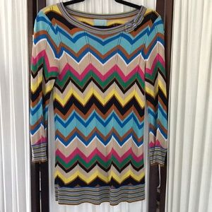 CeCe by Cynthia Stefee top blouse sweater